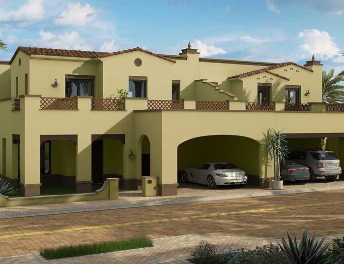 3 Bedroom Semi-detached Villa with Maid's Room
