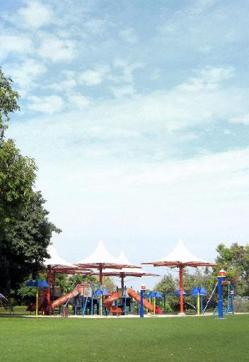 Charming Playground